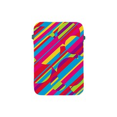 Colorful summer pattern Apple iPad Mini Protective Soft Cases