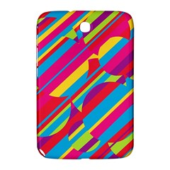 Colorful summer pattern Samsung Galaxy Note 8.0 N5100 Hardshell Case
