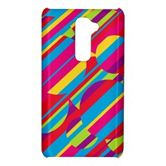 Colorful summer pattern LG G2
