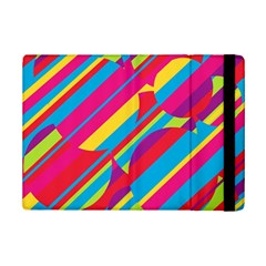 Colorful summer pattern iPad Mini 2 Flip Cases