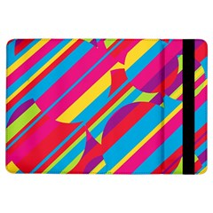Colorful summer pattern iPad Air Flip