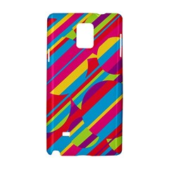 Colorful summer pattern Samsung Galaxy Note 4 Hardshell Case