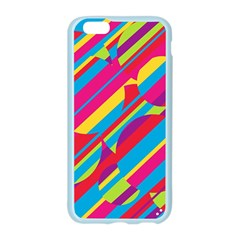 Colorful summer pattern Apple Seamless iPhone 6/6S Case (Color)