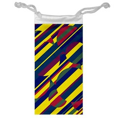 Colorful pattern Jewelry Bags
