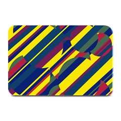 Colorful pattern Plate Mats