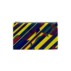 Colorful pattern Cosmetic Bag (Small)