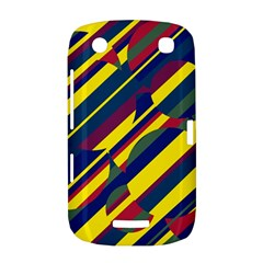 Colorful pattern BlackBerry Curve 9380