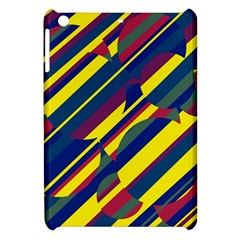 Colorful pattern Apple iPad Mini Hardshell Case