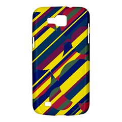 Colorful pattern Samsung Galaxy Premier I9260 Hardshell Case