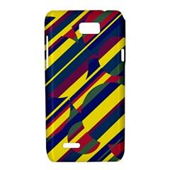 Colorful pattern Motorola XT788
