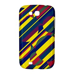 Colorful pattern Samsung Galaxy Grand GT-I9128 Hardshell Case