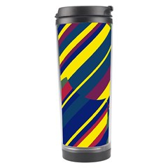 Colorful pattern Travel Tumbler