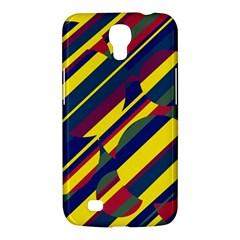 Colorful pattern Samsung Galaxy Mega 6.3  I9200 Hardshell Case