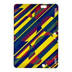 Colorful pattern Kindle Fire HDX 8.9  Hardshell Case