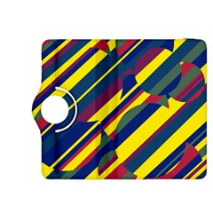 Colorful pattern Kindle Fire HDX 8.9  Flip 360 Case