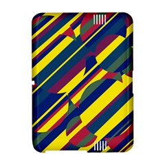 Colorful pattern Amazon Kindle Fire (2012) Hardshell Case