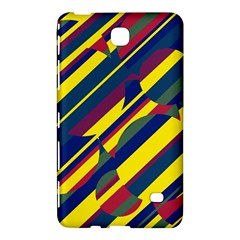 Colorful pattern Samsung Galaxy Tab 4 (8 ) Hardshell Case