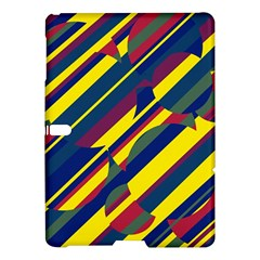 Colorful pattern Samsung Galaxy Tab S (10.5 ) Hardshell Case