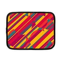 Colorful hot pattern Netbook Case (Small)