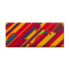 Colorful hot pattern Hand Towel