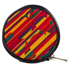 Colorful hot pattern Mini Makeup Bags