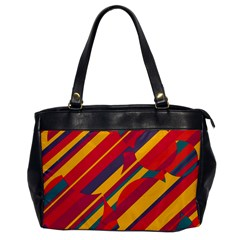 Colorful hot pattern Office Handbags
