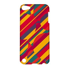 Colorful hot pattern Apple iPod Touch 5 Hardshell Case