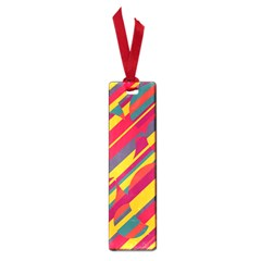 Colorful hot pattern Small Book Marks