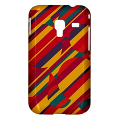 Colorful hot pattern Samsung Galaxy Ace Plus S7500 Hardshell Case