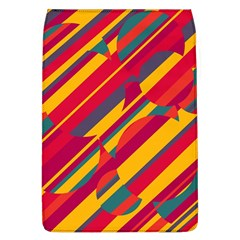 Colorful hot pattern Flap Covers (L)
