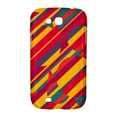 Colorful hot pattern Samsung Galaxy Grand GT-I9128 Hardshell Case