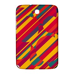 Colorful hot pattern Samsung Galaxy Note 8.0 N5100 Hardshell Case