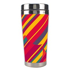 Colorful hot pattern Stainless Steel Travel Tumblers