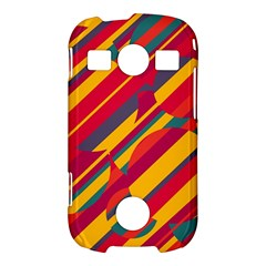 Colorful hot pattern Samsung Galaxy S7710 Xcover 2 Hardshell Case