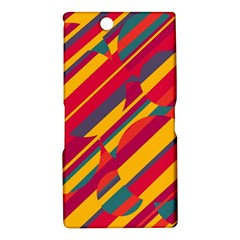 Colorful hot pattern Sony Xperia Z Ultra