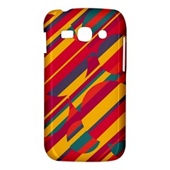 Colorful hot pattern Samsung Galaxy Ace 3 S7272 Hardshell Case