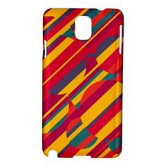 Colorful hot pattern Samsung Galaxy Note 3 N9005 Hardshell Case