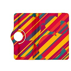 Colorful hot pattern Kindle Fire HDX 8.9  Flip 360 Case