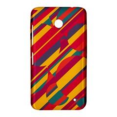 Colorful hot pattern Nokia Lumia 630