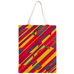 Colorful hot pattern Classic Light Tote Bag