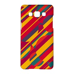 Colorful hot pattern Samsung Galaxy A5 Hardshell Case