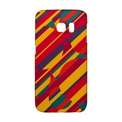 Colorful hot pattern Galaxy S6 Edge