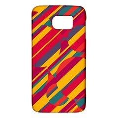 Colorful hot pattern Galaxy S6