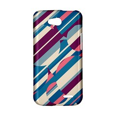 Blue and pink pattern LG L90 D410