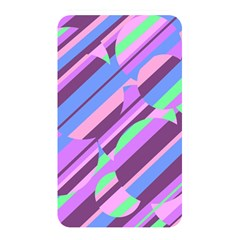 Pink, purple and green pattern Memory Card Reader