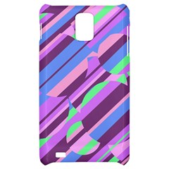 Pink, purple and green pattern Samsung Infuse 4G Hardshell Case