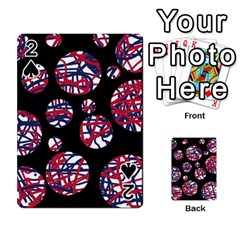 Colorful Decorative Pattern Playing Cards 54 Designs