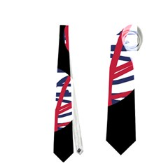 Colorful decorative pattern Neckties (Two Side)