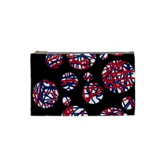 Colorful decorative pattern Cosmetic Bag (Small)