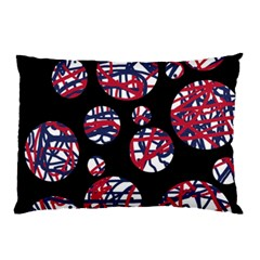 Colorful decorative pattern Pillow Case (Two Sides)
